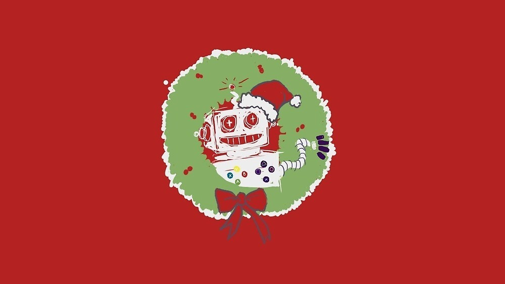 It's a very Beep Boop Christmas! by northstpodcast