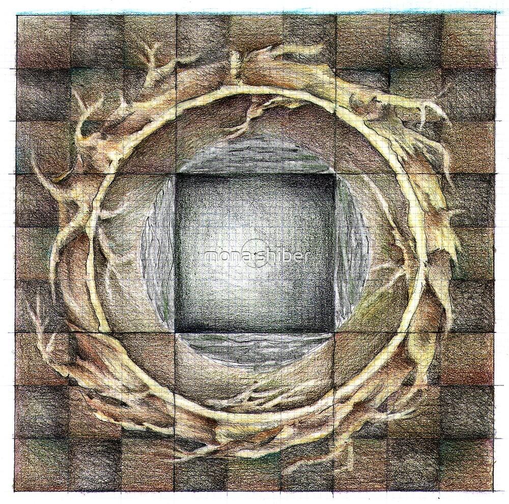 wheel 1: Unified Source by Mona Shiber