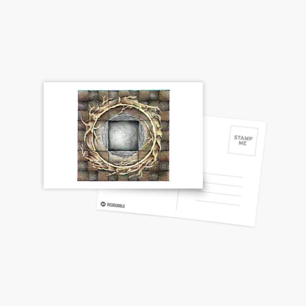 wheel 1: Unified Source Postcard