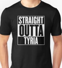 Straight Outta Tyria T Shirt Unisex T-Shirt
