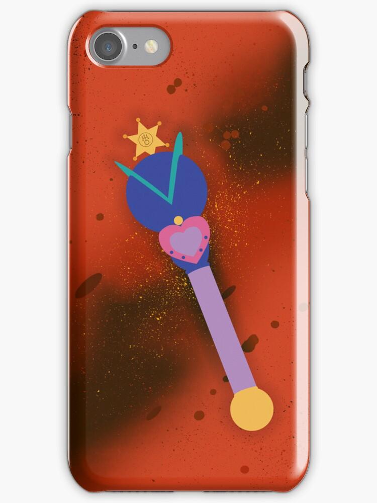 Uranus iPhone Power by Rachael Thomas