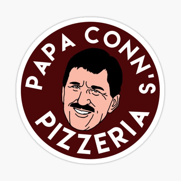 Papa Conn's Pizzeria  Sticker