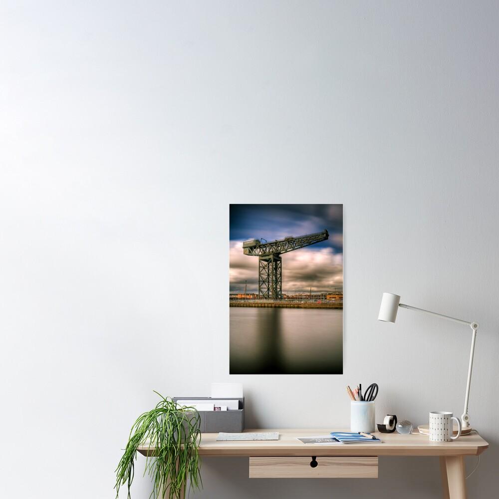 Finnieston Crane (1) Poster