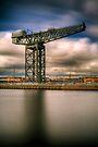 Finnieston Crane (1) by Karl Williams