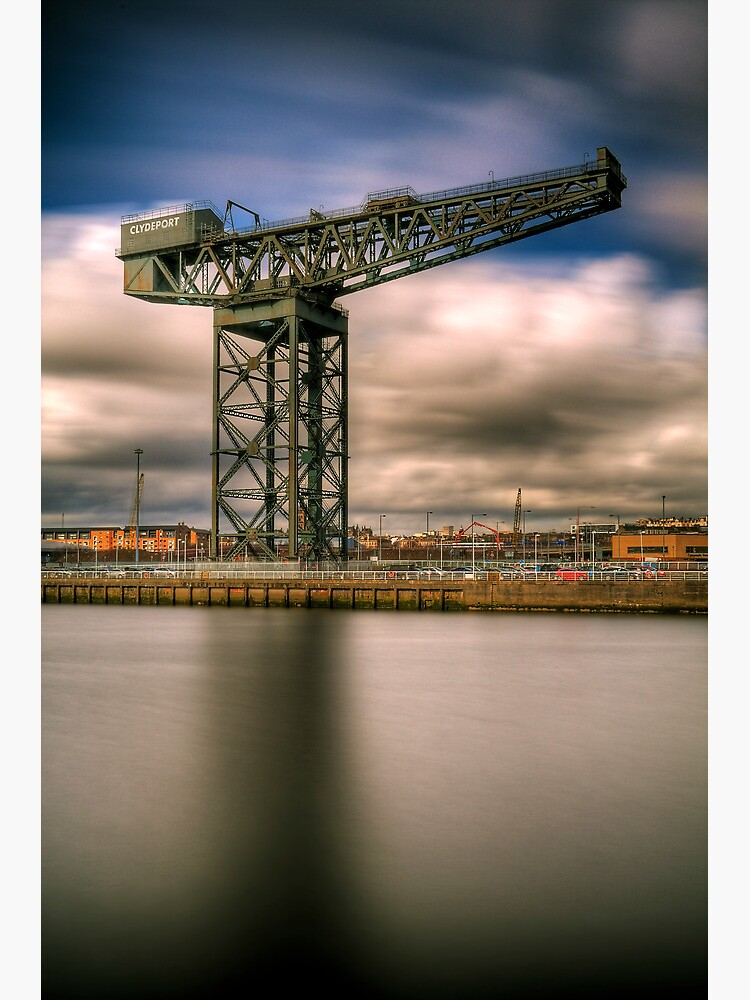 Finnieston Crane (1) by Shuggie