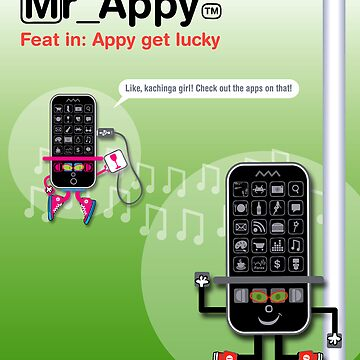 Appy Get Lucky by Mr-Appy