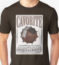 Cavorite Sticker T-Shirt