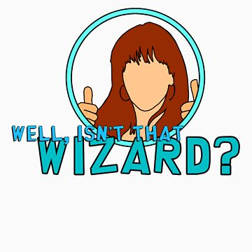 Isn't that Wizard? - Donna by TerryLightfoot