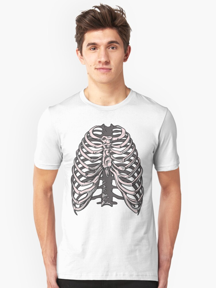 Ribs 5 Unisex T-Shirt Front