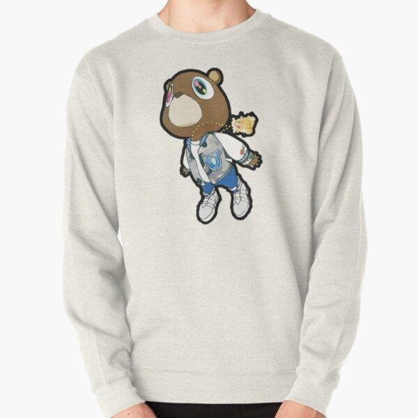 Graduation Bear Pullover Sweatshirt