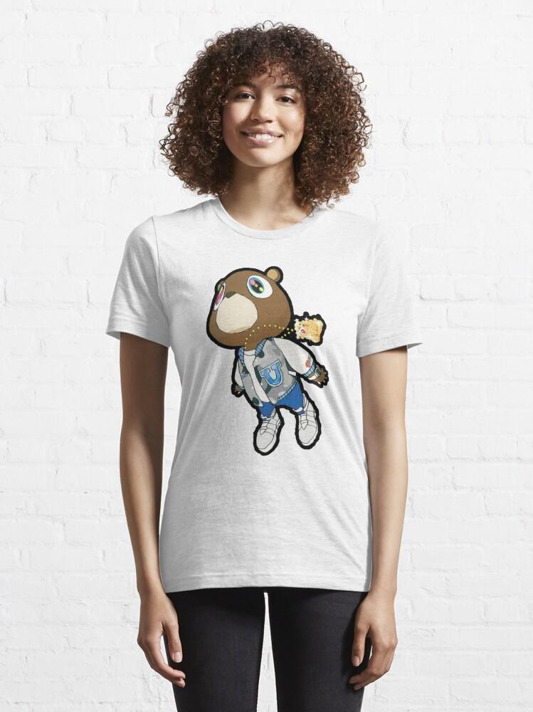 Alternate view of Graduation Bear Essential T-Shirt