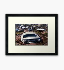 ANZ Stadium, Sydney Framed Print