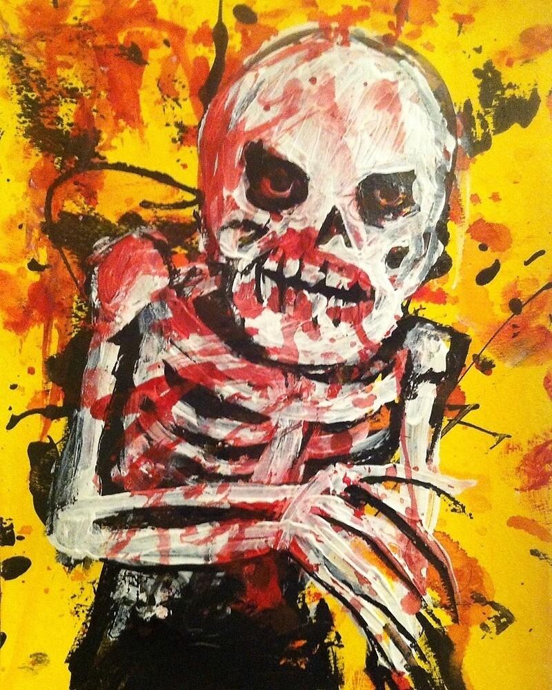 Zombie Art by Zombieart