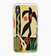 Inspired by Matisse (Vintage) iPhone Case