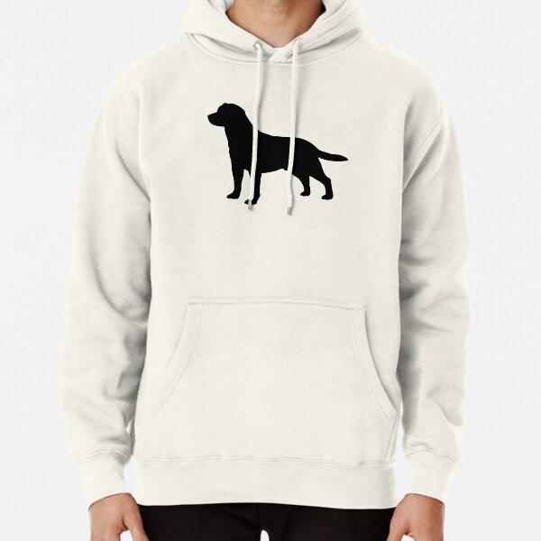 Chocolate Labrador Dog Image Funny Hoodie New Design Sweater Hooded Sweatshirt