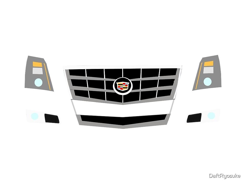 2008-2013 Cadillac CTS by DaftRyosuke
