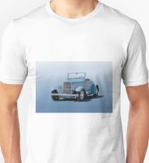 1932 Ford 'Baby Blue' Roadster Unisex T-Shirt