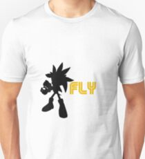 Fly Type: Silver T-Shirt