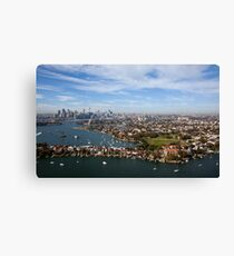 Birchgrove NSW Canvas Print