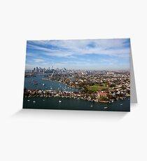 Birchgrove NSW Greeting Card