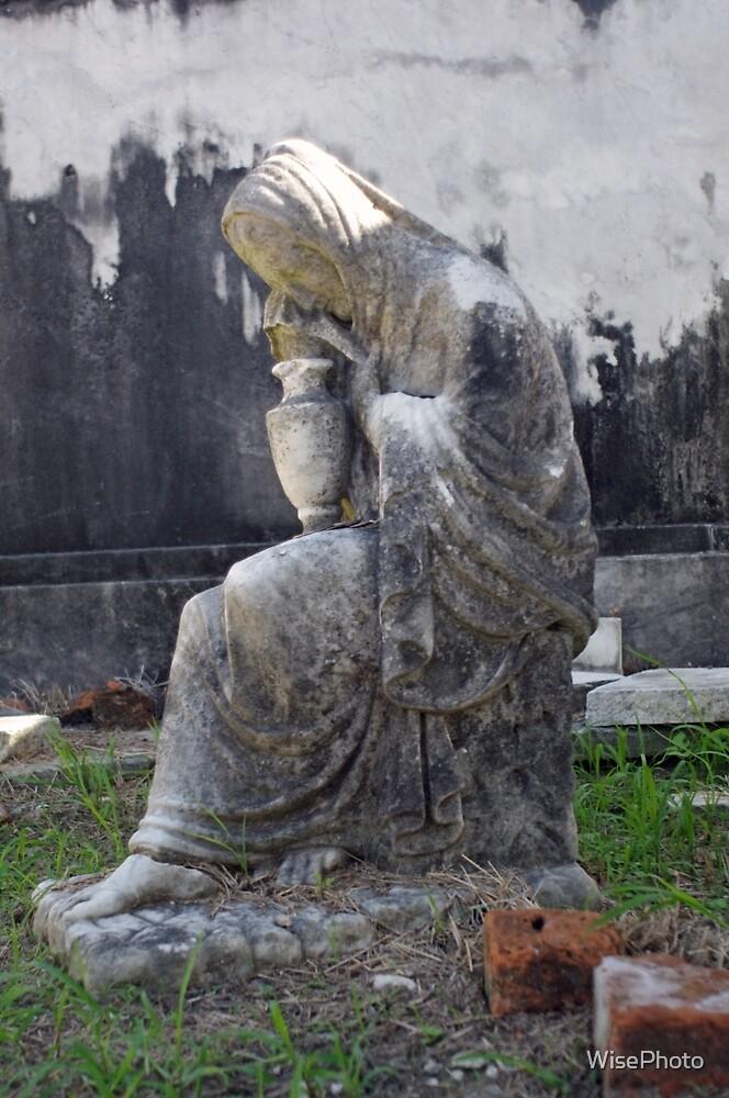 Sorrow in Stone by WisePhoto
