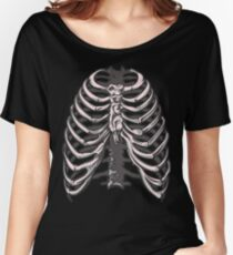 Ribs 6 Women's Relaxed Fit T-Shirt