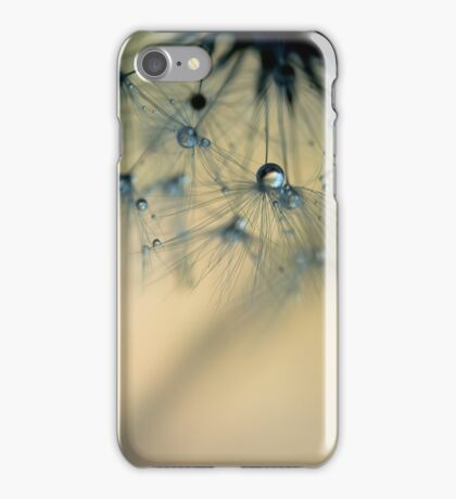 dandelion iphone case iPhone Case/Skin