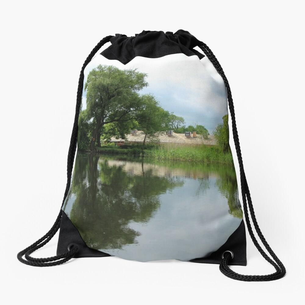 Rural Tranquillity  Drawstring Bag