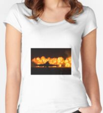 Air show Women's Fitted Scoop T-Shirt