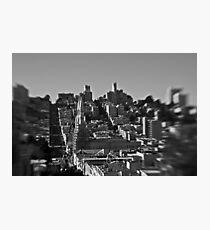 Filbert Street Photographic Print