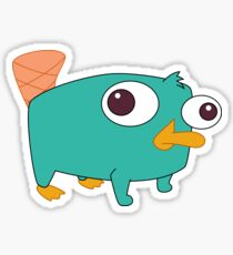 Baby Perry! Sticker