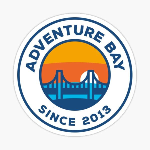 Adventure Bay Sticker