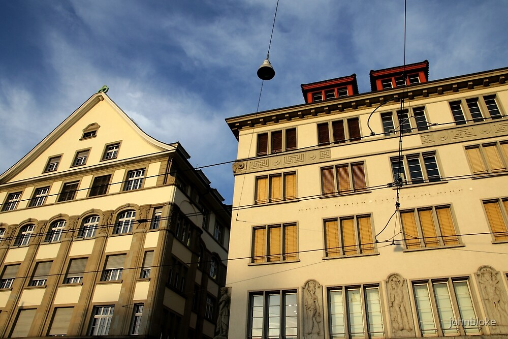 Zurich by johnbloke