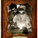 2012 Steampunk Calendar Page 4 by Aimee Stewart