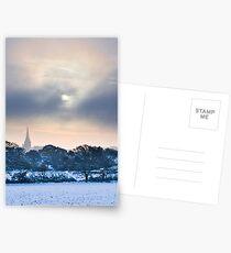 Wintersun Postcards