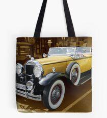 1930, Model 733 Dual Cowl Phaeton Tote Bag