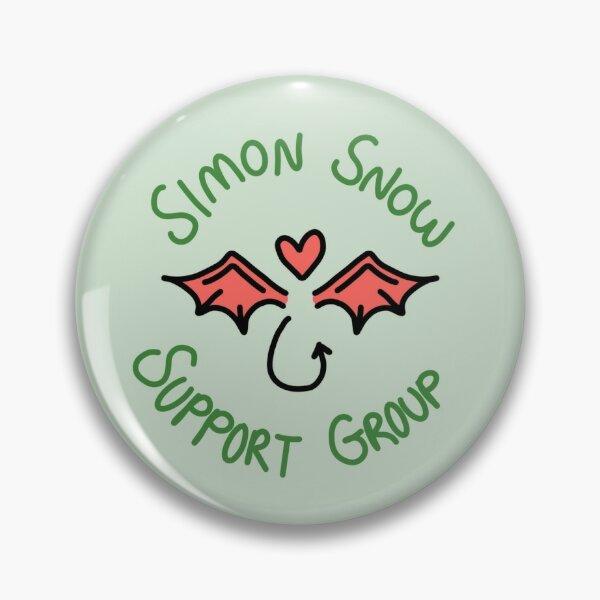 SnowBaz Heart Buttons