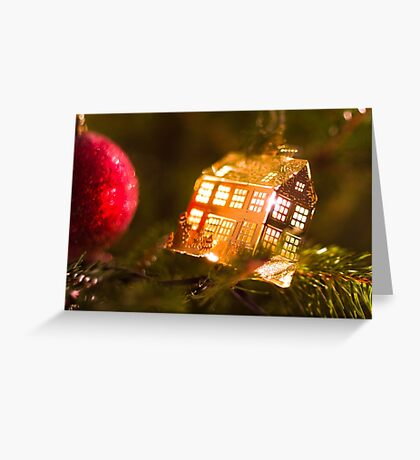 Christmas Decor I Greeting Card