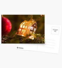 Christmas Decor I Postcards