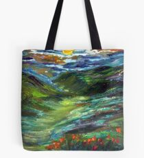 MOONSHINE VALLEY  Tote Bag
