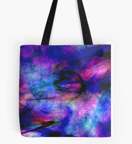 Structure & Chaos Tote Bag