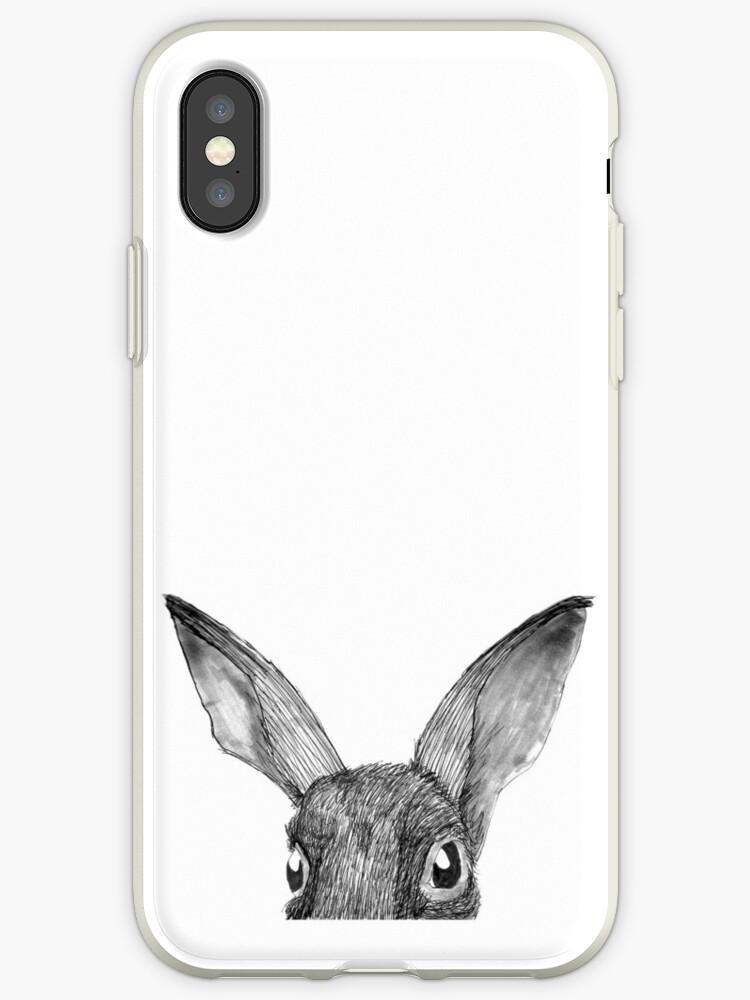Peek-a-boo Rabbit by mwitchall