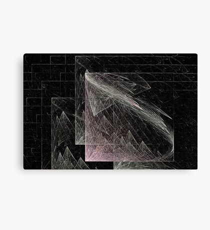 The Melody of Night Canvas Print