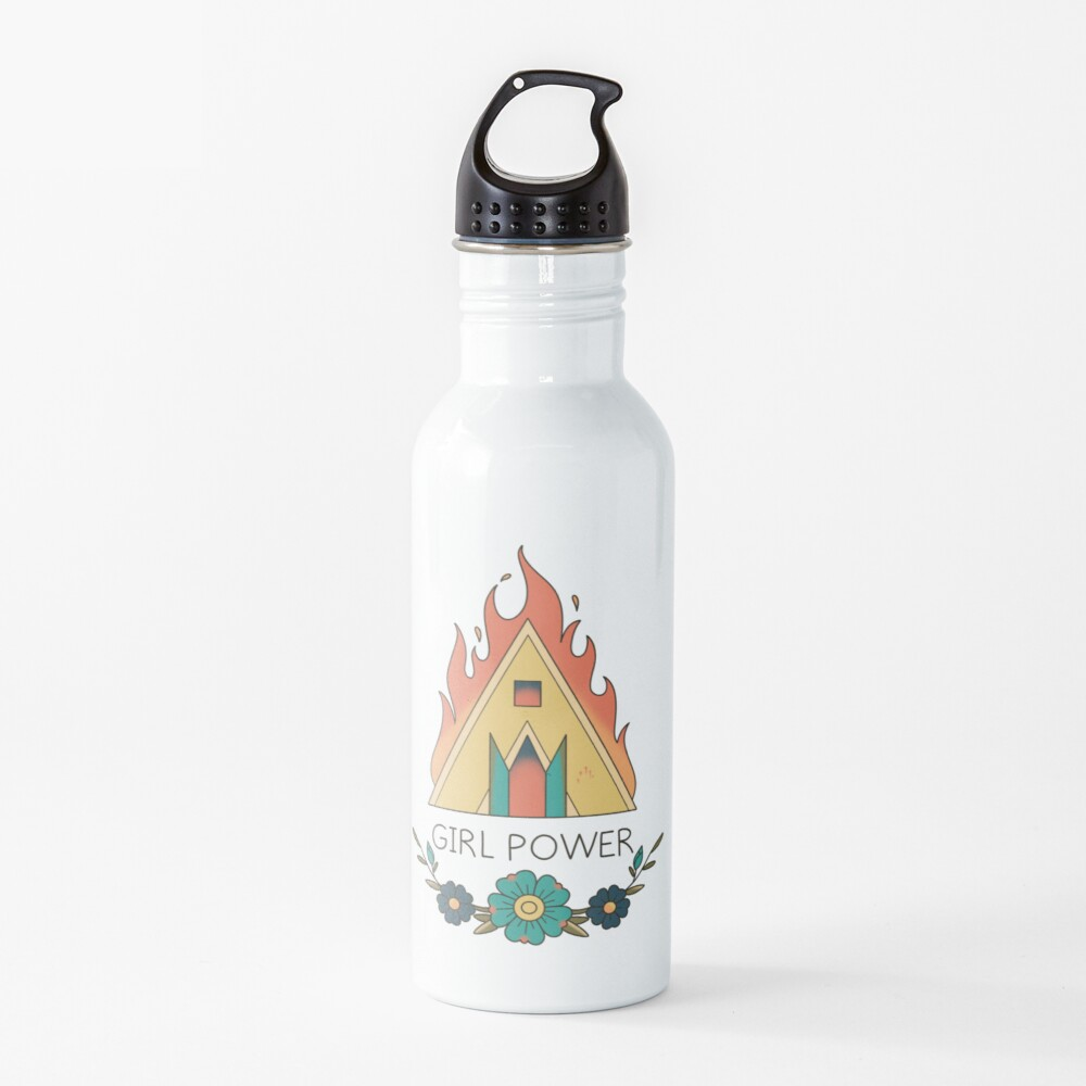 girl power Water Bottle
