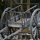""""""" The Red River Cart  """" by fortner"""
