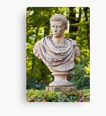 Roman emperor Caligula. Canvas Print