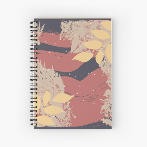 Abstract Pattern 23  Spiral Notebook