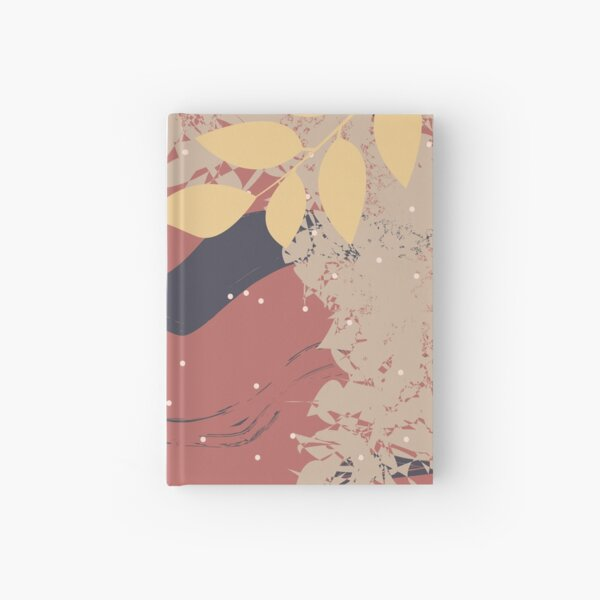 Abstract Pattern 23  Hardcover Journal