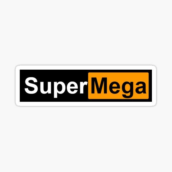 SuperMega  Sticker