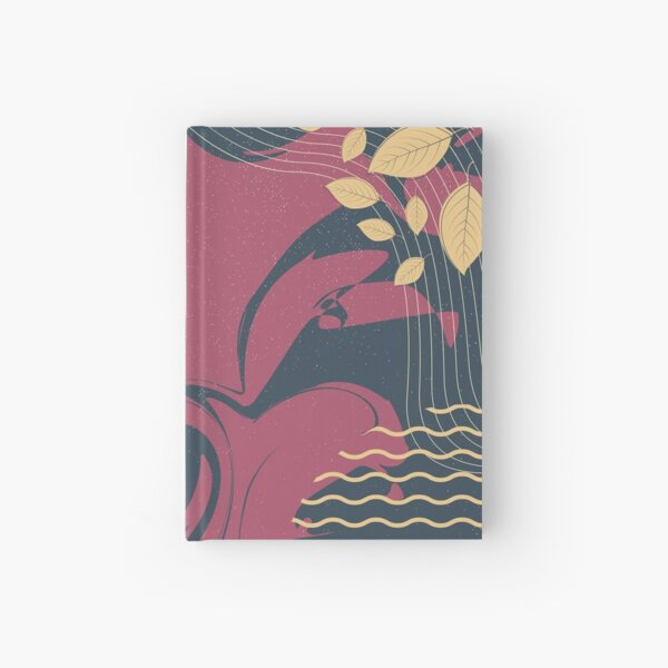 Abstract Pattern 28  Hardcover Journal